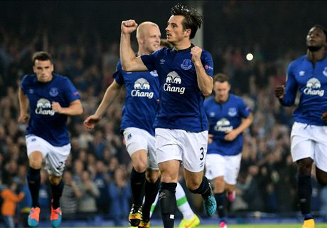 Toffees Take Opener