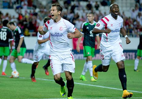 Player Ratings: Sevilla 2-0 Feyenoord