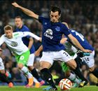 Everton smash four past Wolfsburg