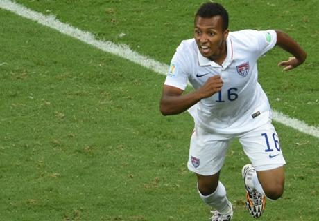 Green leaves USA team with rib injury