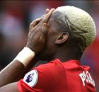 POGBA: Ruled out of Manchester derby
