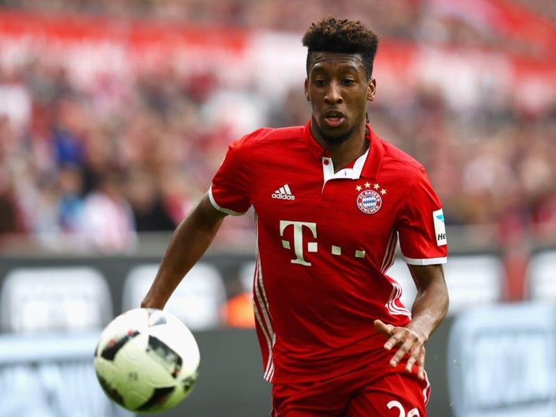 Chelsea et Manchester City sont intéressés par Coman mais le Bayern n'a reçu aucune offre