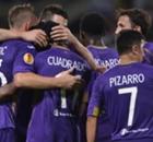 Résumé de match, Fiorentina-Guingamp (3-0)