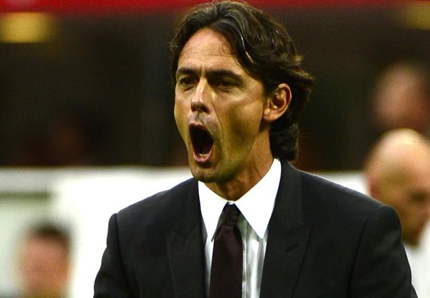 Inzaghi hadapi Juventus tanpa beban.