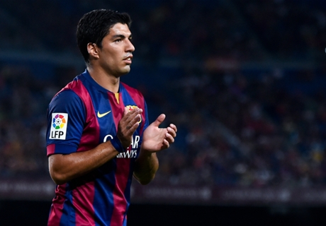 Luis Enrique: Suarez is not fat