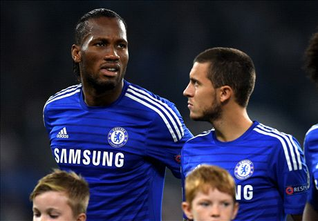 Drogba: I can help Hazard become a great