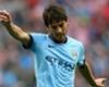 David Silva absent contre Manchester United