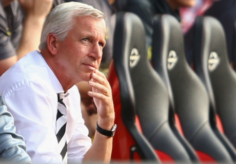 Pardew committed to Newcastle