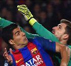 Números e pranchetas para Barcelona 6 x 1 PSG