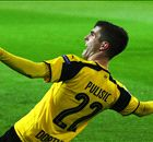 CL: Dortmund's Pulisic named to Best Team of the Round