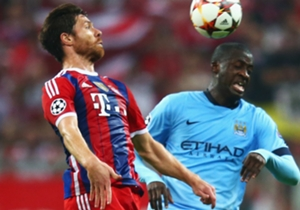 Betting: Bayern favourites at City