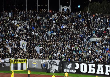 UEFA investigates Partizan