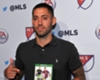 WATCH: Dempsey raps at 'FIFA 15' event