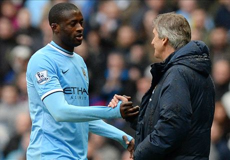 Pellegrini hits back at Yaya criticism