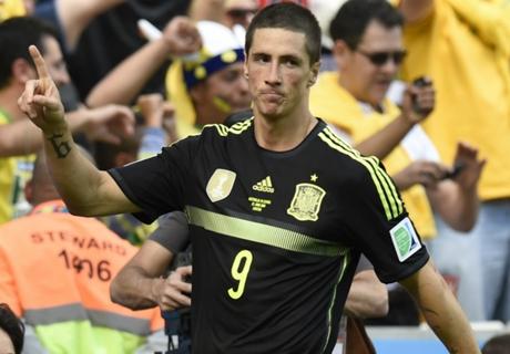 Torres ne pense plus à la sélection