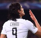 CAVANI: Joins elite club of CL scorers