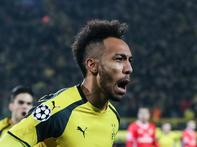 Tuchel relaxed over Aubameyang future after Cavani's PSG extension