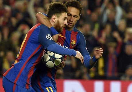 Neymar: Messi is best in the world
