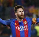 Messi, Cavani en de topscorers van de CL