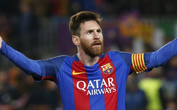 WATCH: Lionel Messi leaves as a god