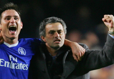 Lampard could be boss after me - Mou