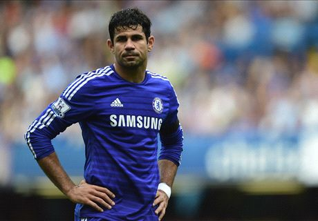Costa ruled out of Maribor game