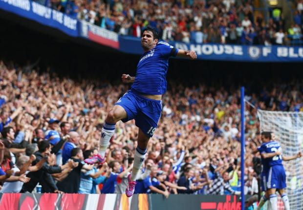 Diego Costa calon topskor Liga Primer Inggris