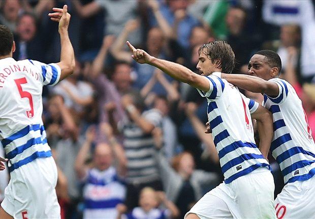 QPR 2-2 Stoke City: Kranjcar stunner rescues point for Rs