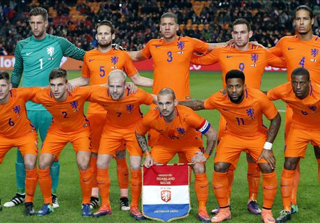 LIVE: Bulgaria vs. Belanda
