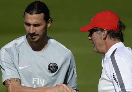 Ibrahimovic not fit to face Lorient