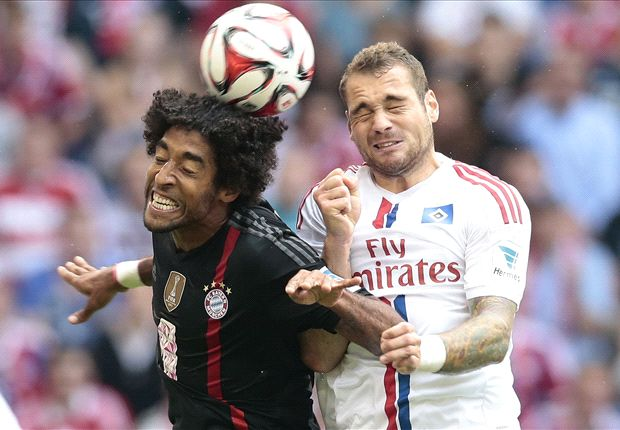 Hamburg 0-0 Bayern Munich: Sluggish Bavarians forced to settle for a point