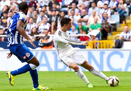 Player Ratings: Deportivo 2-8 Real Madrid