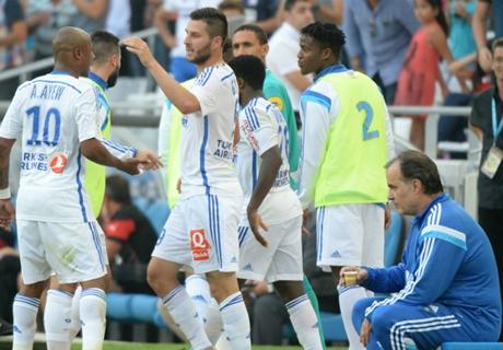 Ligue 1: Olympique M. 3-0 Rennes