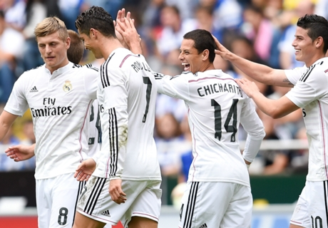 Perez: Madrid's stars can excel