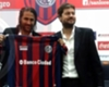 Yepes debutó con San Lorenzo
