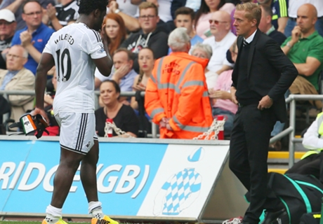 'Bony distraught after dismissal'