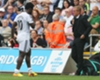 'Bony distraught after dismissal'