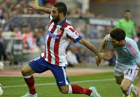 A mano en el Calderón