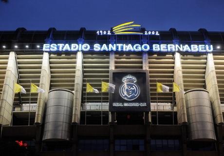 O 'batismo' do Bernabéu