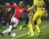 Man Utd played pub football in Russia