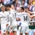Real Madrid Player Celebration