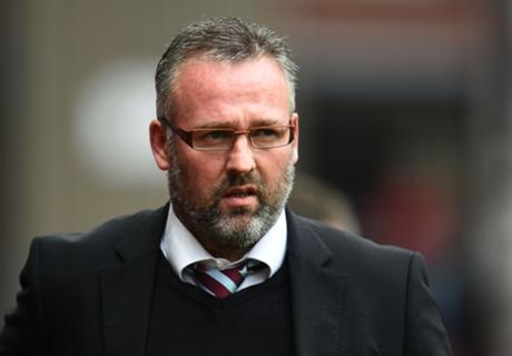 Lambert: Illness made it tough for Villa
