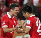 Player Ratings: Mainz 2-0 Dortmund