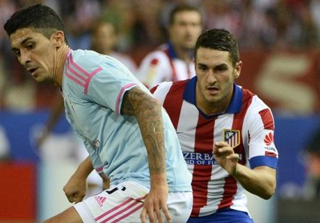 Atletico-Celta, la vidéo du superbe but de Pablo Hernandez