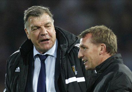Allardyce lauds 'outstanding' West Ham