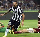 Unstoppable! Tevez the hero for rampant Juve