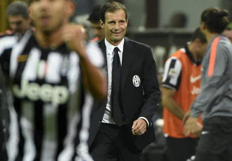 Allegri: It wasn't about revenge