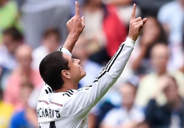 Real Madrid Enggan Permanenkan Javier Hernandez
