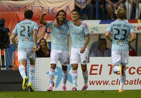 Previa Liga BBVA: Celta - Levante