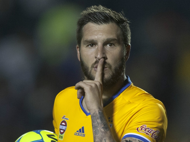 WATCH: Andre-Pierre Gignac curls home stunner in CCL